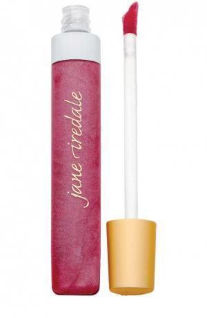 Блеск для губ Царская роза Lip Gloss Candied Rose jane iredale. Цвет: бесцветный