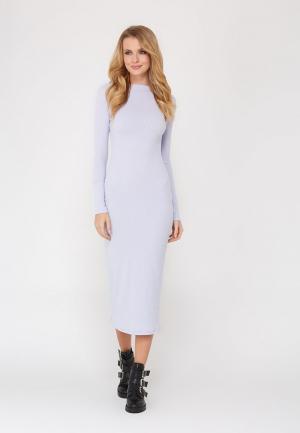 Платье Verna Sebe. Цвет: голубой