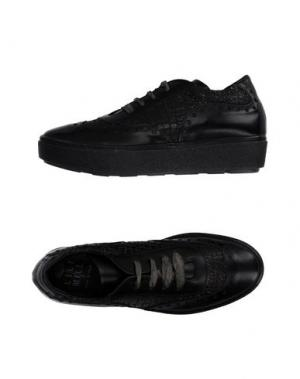 Обувь на шнурках LILIMILL. Цвет: черный