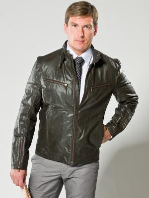 Куртка Paxton. Цвет: темно-коричневый
