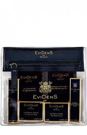 Набор бестселлеров EviDenS de Beaute. Цвет: бесцветный