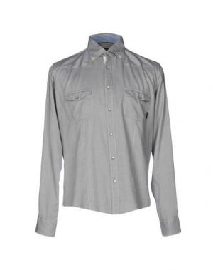 Pубашка ARMATA DI MARE. Цвет: серый