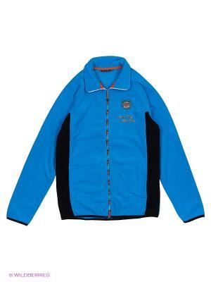 Куртка CMP. Цвет: синий