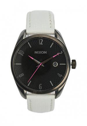 Часы Nixon. Цвет: белый
