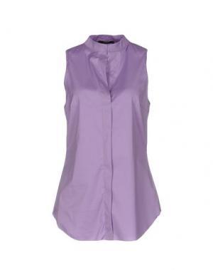 Топ без рукавов CARLA G.. Цвет: светло-фиолетовый