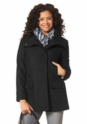 Куртка BOYSENS BOYSEN'S. Цвет: серый меланжевый, темно-синий, черный