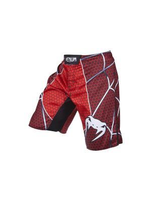 Шорты MMA Venum Spider 2.0 Red. Цвет: красный