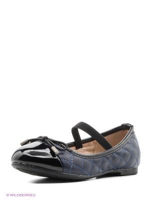 Туфли ACOOLA. Цвет: синий