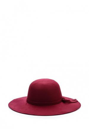 Шляпа Kawaii Factory. Цвет: бордовый