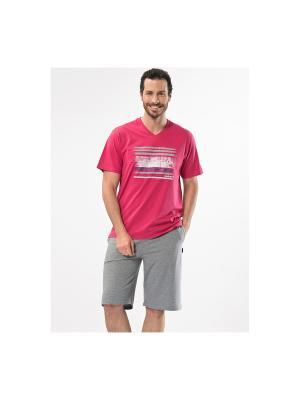 Пижама Cacharel. Цвет: розовый