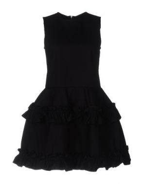 Короткое платье SIMONE ROCHA X J BRAND. Цвет: черный