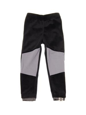 Легинсы Mini Shatsu. Цвет: черный, серый