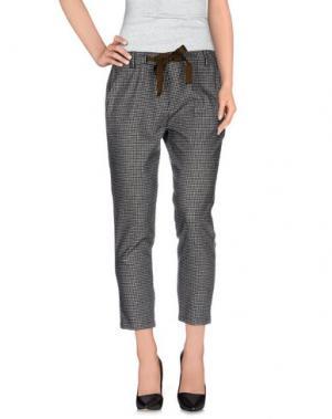 Повседневные брюки GUARDAROBA by ANIYE. Цвет: черный
