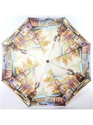 Зонт Magic Rain. Цвет: золотистый, кремовый