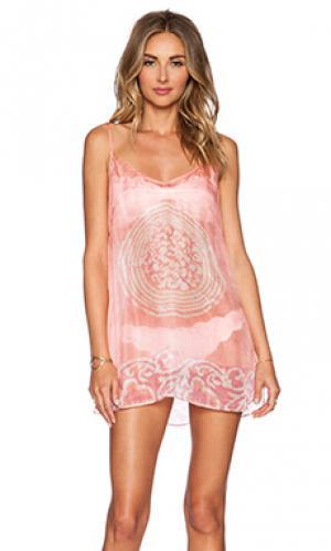 Комбинация batik sexy Lotta Stensson. Цвет: розовый