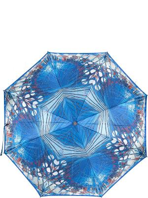 Зонт Eleganzza. Цвет: синий, белый, голубой, оранжевый, сиреневый