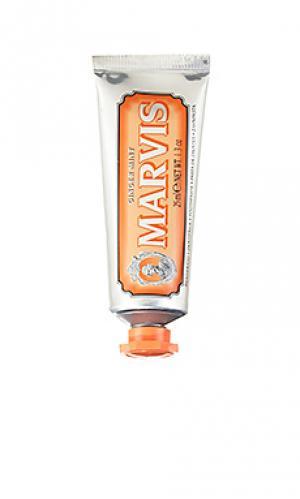 Зубная паста travel Marvis. Цвет: none