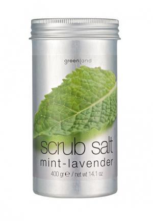 Скраб-соль Greenland