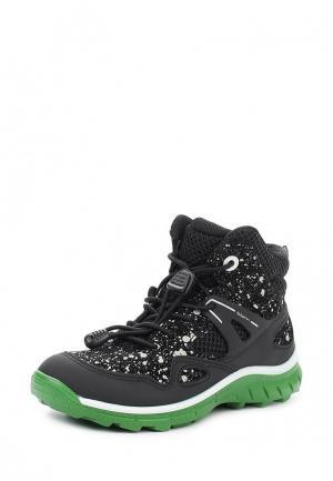Ботинки BIOM TRAIL Ecco. Цвет: черный