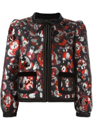 Пиджак с дизайном из пайеток Marc Jacobs M400571611505008