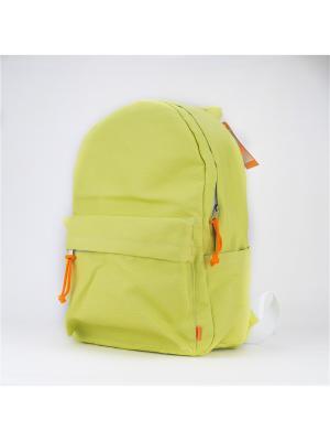 Городской рюкзак TIMBAG. Цвет: салатовый