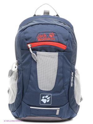 Рюкзак KIDS MOAB JAM Jack Wolfskin. Цвет: темно-синий