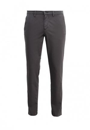 Чиносы Trussardi Jeans. Цвет: серый