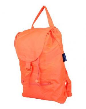 Рюкзаки и сумки на пояс BAGGU. Цвет: коралловый