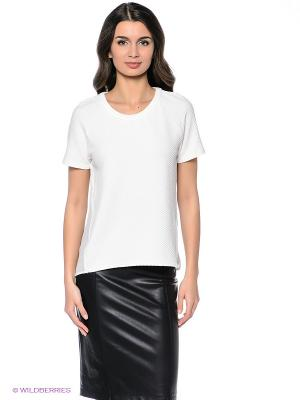 Блузка Vero moda. Цвет: белый