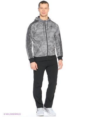 Брюки M Flex Mt Pants Adidas. Цвет: черный