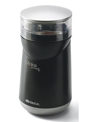 Кофемолка 3014 Moka Aroma. Мощность 170 Вт ariete. Цвет: черный