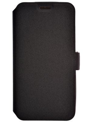 Чехол-книжка для Lenovo A1010/A2016 PRIME book. Цвет: черный