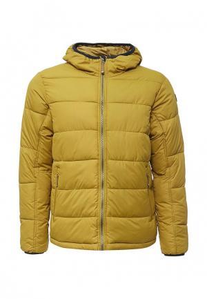 Куртка утепленная Icepeak. Цвет: желтый