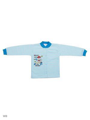 Кофточка Babycollection. Цвет: голубой, бирюзовый