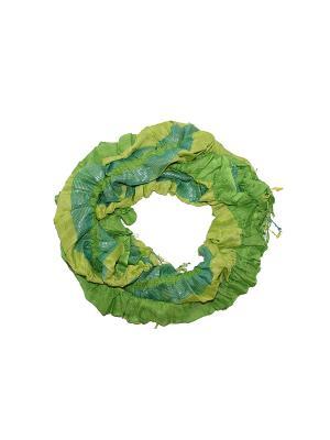 Платок Ethnica. Цвет: зеленый