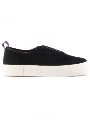Mother sneakers Eytys. Цвет: чёрный
