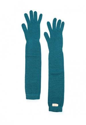 Перчатки Dimensione Danza. Цвет: бирюзовый