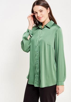 Блуза Sparada. Цвет: зеленый