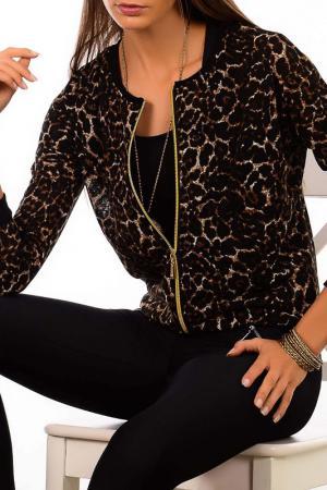 Пиджак Sateen. Цвет: коричневый