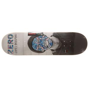 Дека для скейтборда  S6 R7 Brockman Reportrait 31.9 x 8.375 (21.3 см) Zero. Цвет: мультиколор