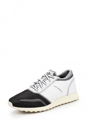 Кроссовки adidas Originals. Цвет: черно-белый