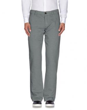 Повседневные брюки CAMOUFLAGE AR AND J.. Цвет: серый