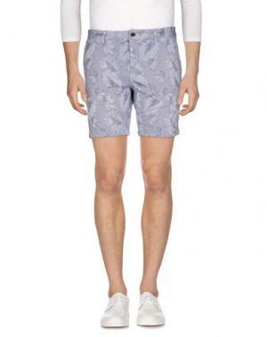 Джинсовые шорты SCOTCH & SODA. Цвет: синий