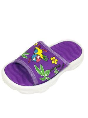 Пантолеты TINGO. Цвет: фиолетовый,белый