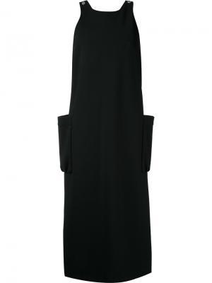DATRICK dress Nehera. Цвет: чёрный