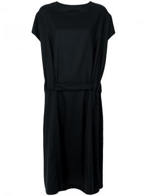 Платье Chessemonger Toogood. Цвет: чёрный