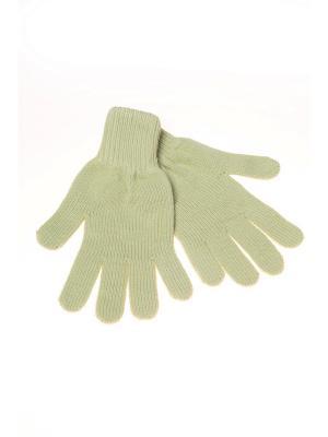 Перчатки Shapkoff. Цвет: оливковый