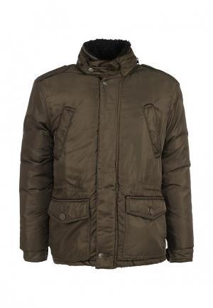 Куртка утепленная Losan. Цвет: хаки