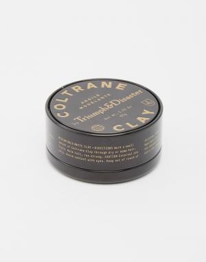Triumph & Disaster Глина для укладки волос Coltrane 95 г. Цвет: мульти