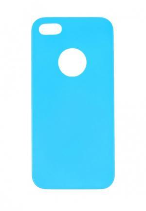 Чехол для iPhone New Top. Цвет: голубой